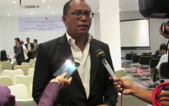 S.E Ministro MAE entervista husi Media sira